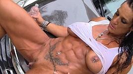 Denise masino alicia alfaro and denise masino pumping up fbb 6