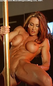 Naked women on a pole, dolly porn boobs hardcore