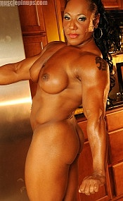 Christine roth female bodybuilder - 4 9