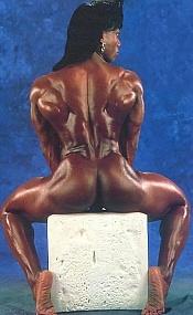 Bodybuilder Lenda Murray Nude