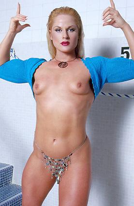 Nuriye sener bodybuilder nude